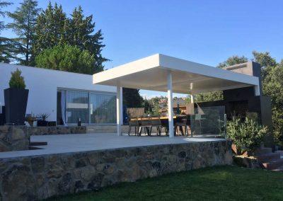 Instalacion de Pergola Bioclimatica Terraza1 3